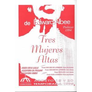 """""""Tres Mujeres Altas"""""""