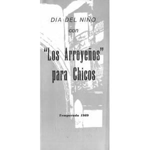 """""""Los Arroyeños para Chicos"""""""