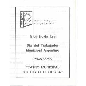 """""""Día del trabajor municipal"""""""
