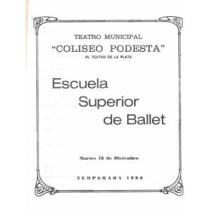 Escuela Superior de Ballet