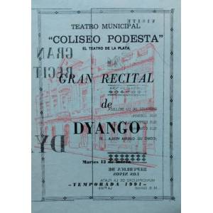Gran recital de Dyango