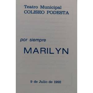 """""""Por siempre Marilyn"""""""