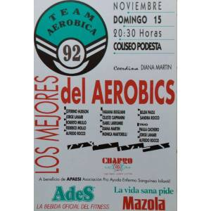 """Los mejores del aerobics"""