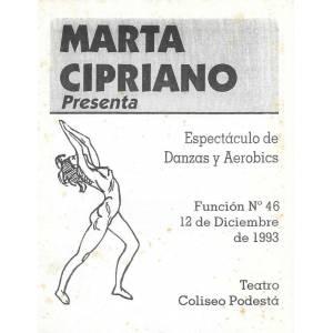 Danzas y Aerobics-Función N° 46