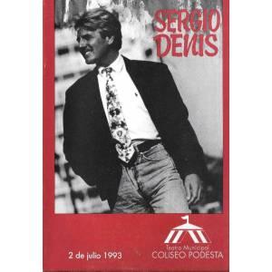 Recital Sergio Denis