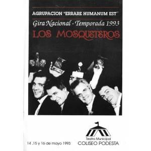 """""""Los Mosqueteros"""""""
