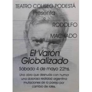 """""""El Varón Globalizado"""""""