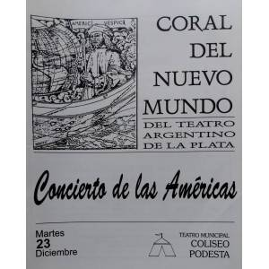 """""""Concierto de las Americas"""""""