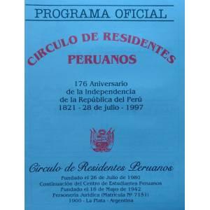 176 Aniversario de la Independencia de la República del Perú