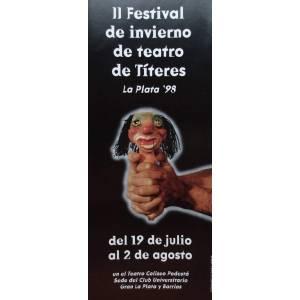 II Festival de invierno de teatro de títeres