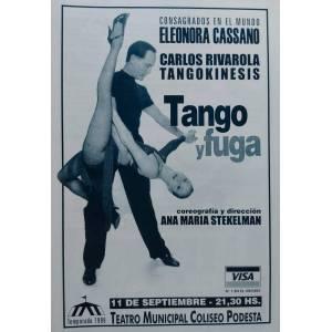 Tango y Fuga