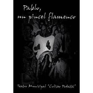 """""""Pablo, un pincel Flamenco"""""""