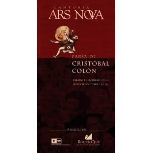 """""""Farsa de Cristóbal Colón"""""""