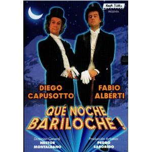 """""""Que Noche Bariloche"""""""