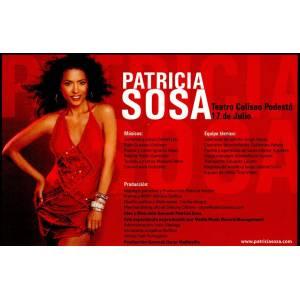 Recital de Patricia Sosa