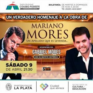 Homenaje a la obra de Mariano Mores
