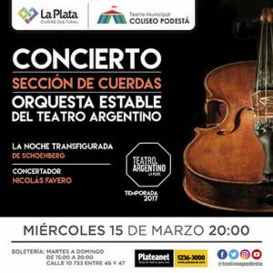 Orquesta Estable del Teatro Argentino