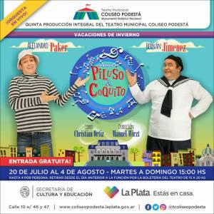 Quinta producción integral. La Banda de Piluso y Cocquito.