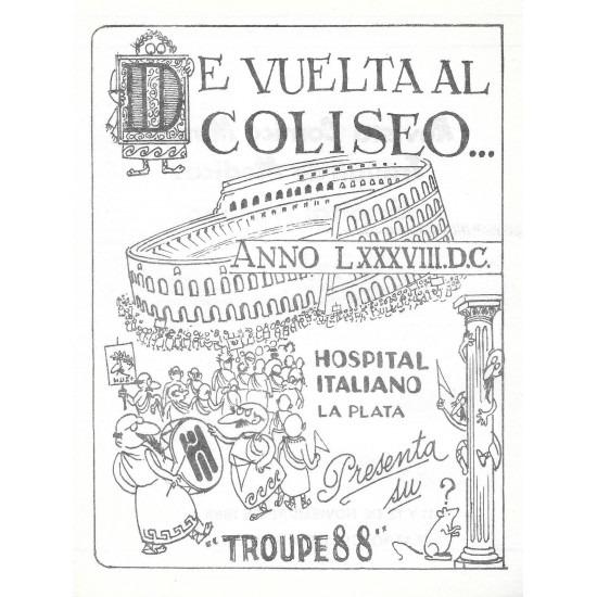 E vuelta al Coliseo