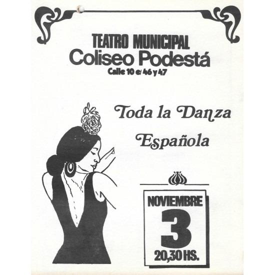 Toda la danza española