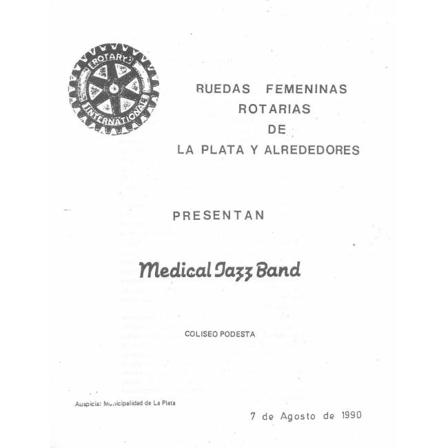 """Medical Jazz Band"""