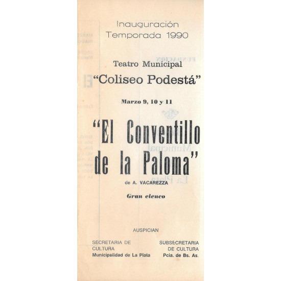 """""""El conventillo de la paloma"""""""