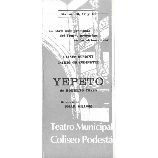 """Yepeto"""