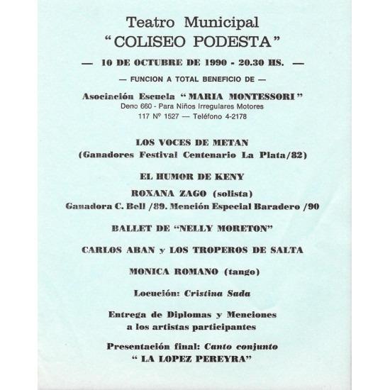 """""""Las voces de Metan"""""""