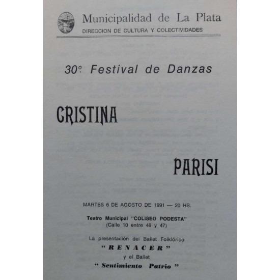 30º  Festival de Danzas