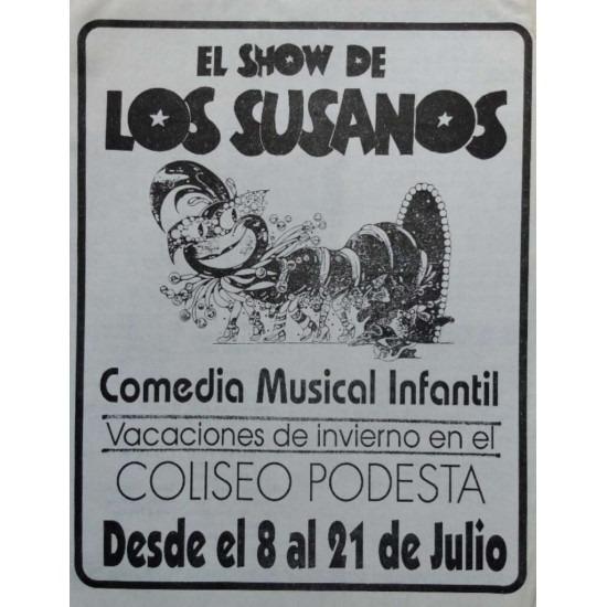 """""""Los Susanos son el show 1991"""""""