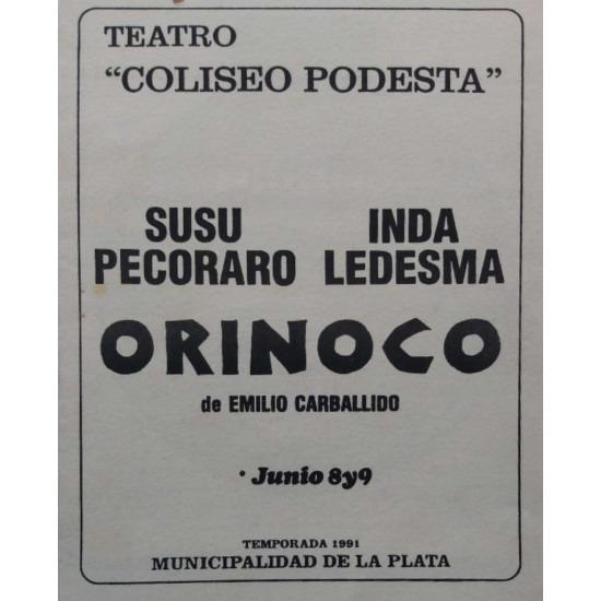 """Orinoco"""
