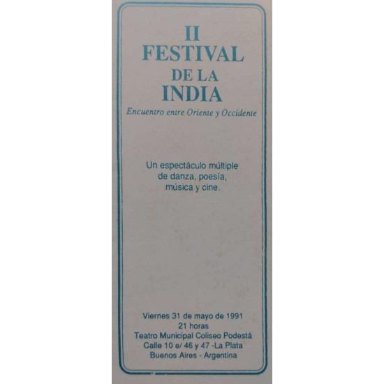 II Festival de la India