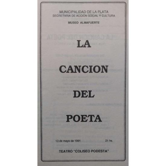 """""""La Canción del Poeta"""""""