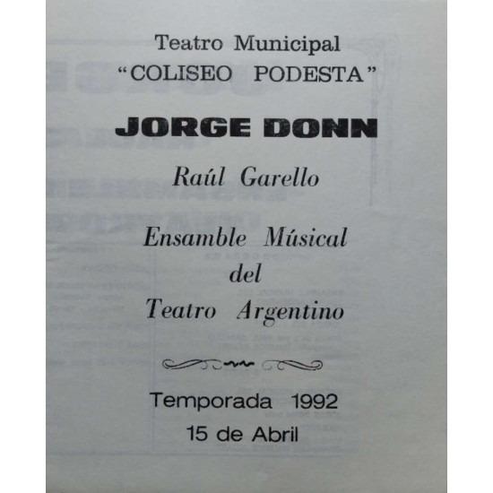 """Jorge Donn"""