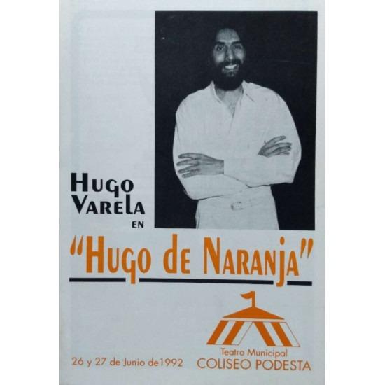 """Hugo de naranja"""