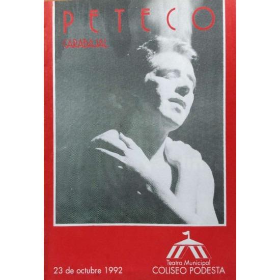 Recital de Peteco Carabajal