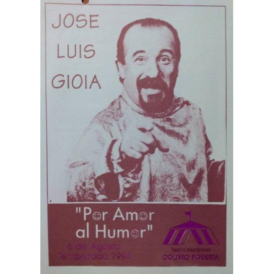 """""""Por amor al humor"""""""