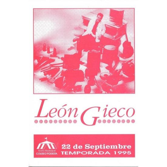 """""""León Gieco en concierto"""""""
