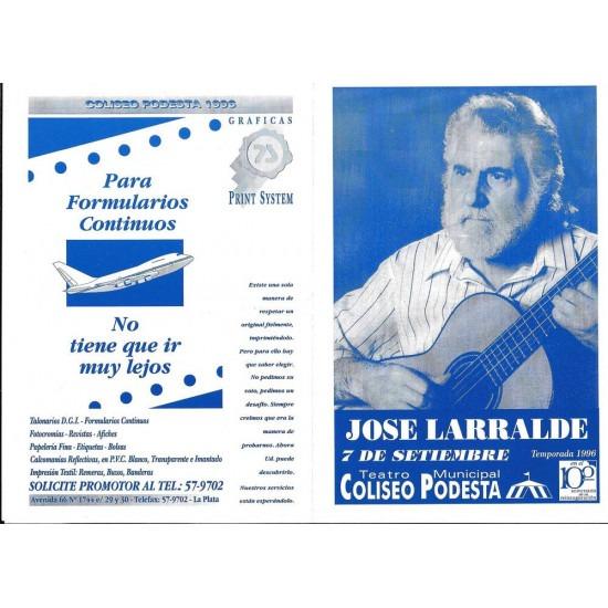 José Larralde-Gira 1996