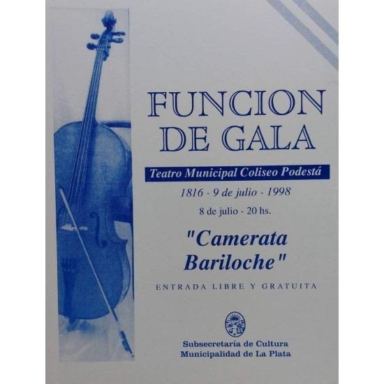 Función de Gala-9 de Julio