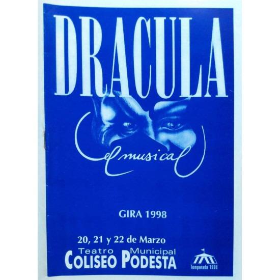 Drácula, El Musical