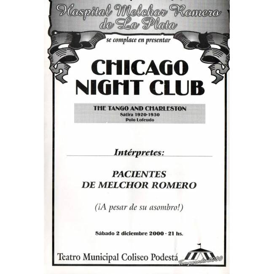 """Chicago Night Club"""
