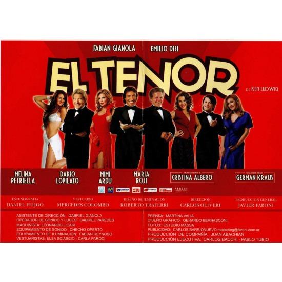 El tenor