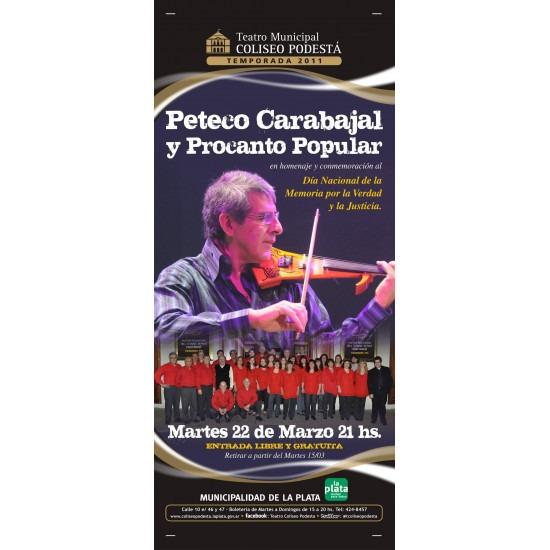 Peteco  Carabajal y Procanto Popular
