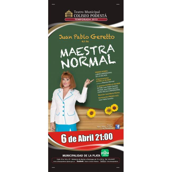 Maestra Normal