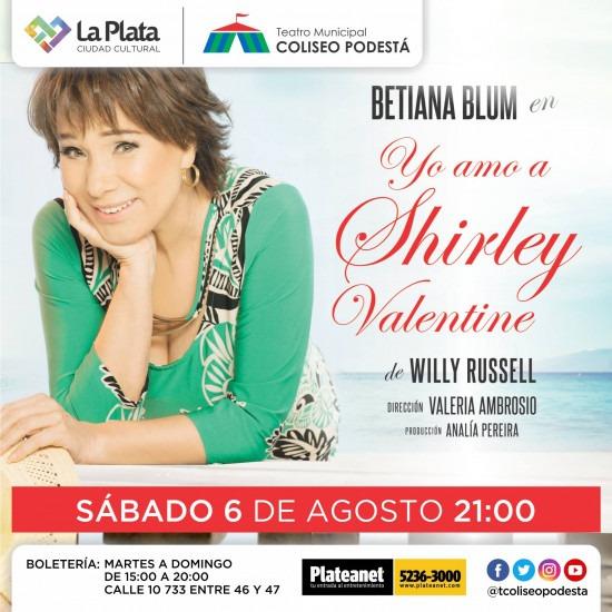Yo amo a Shirley Valentine