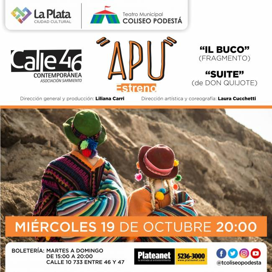 Calle 46 – Apu