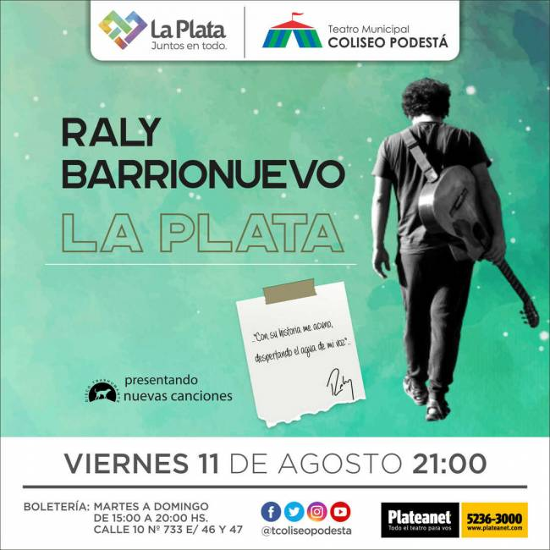 Raly Barrionuevo