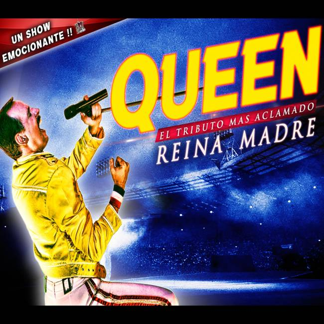 Reina Madre - Tributo a Queen