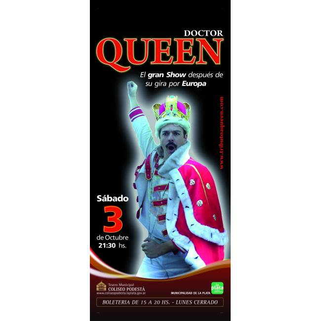 One and Dr. Queen